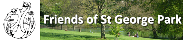 Friends of St George Park  logo
